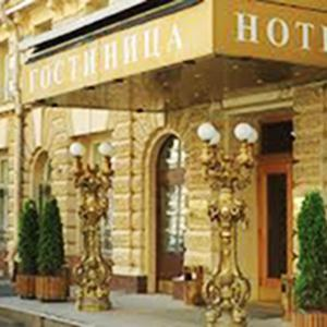 Гостиницы Красного Сулина