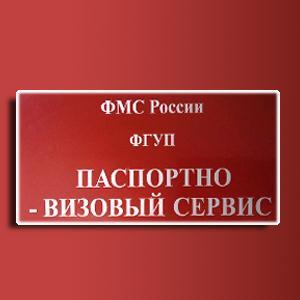 Паспортно-визовые службы Красного Сулина
