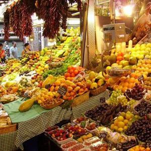 Рынки Красного Сулина