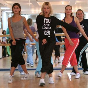 Школы танцев Красного Сулина