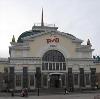 Железнодорожные вокзалы в Красном Сулине