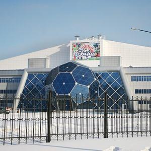 Спортивные комплексы Красного Сулина